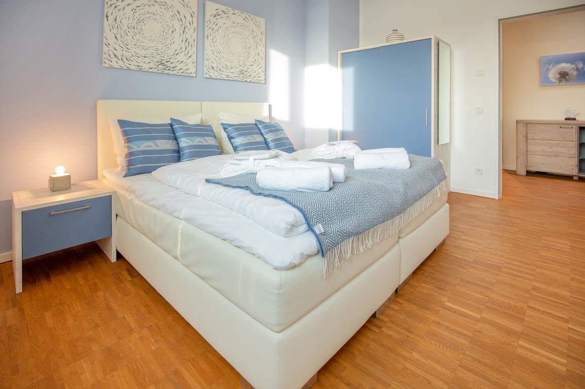 Ruegen-Binz-Ferienwohnungen-DR434-10-Schlafzimmer-exklusiv